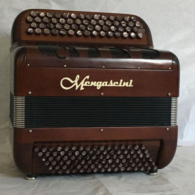 Баян Mengascini F10 Compact