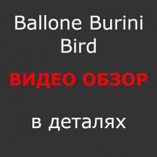 Ballone Burini Bird. Видео-обзор